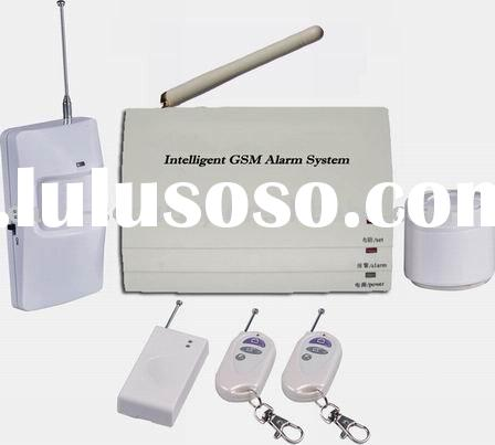 Cheap GSM Home Alarm System Wireless