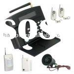 China GSM home alarm system 850/900/1800/1900Mhz