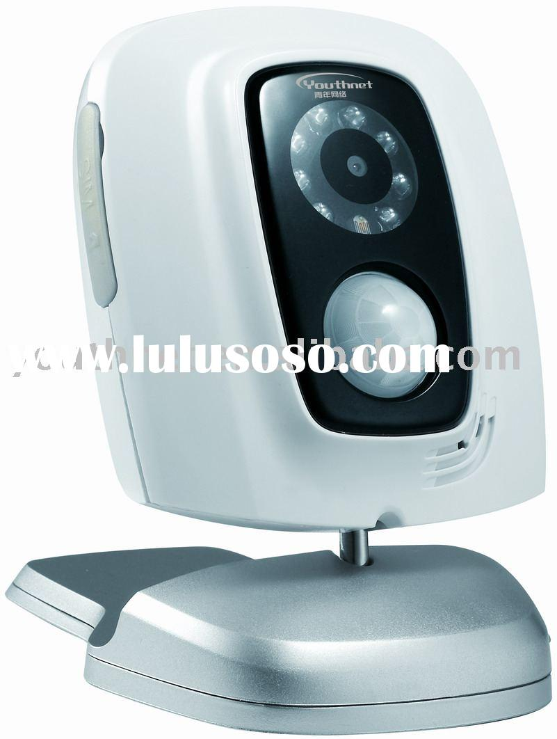 DIY installation wireless security system (GSM cameras send alarm to cell phone) wireless security s