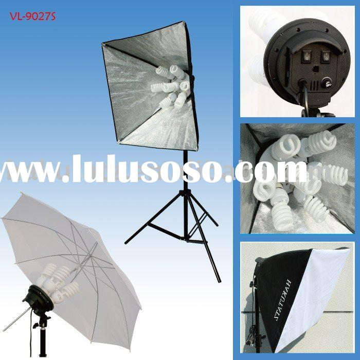Digital Photo Studio Continuous 7-socket Softbox Lighting Kit