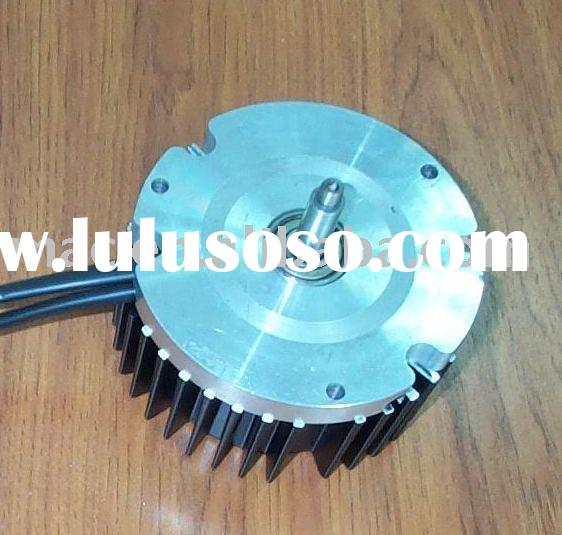 Electric boat motor, scooter motor, motorcycle motor