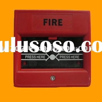 Fire Alarm Emergency break Glass Electronic Fire Sounder