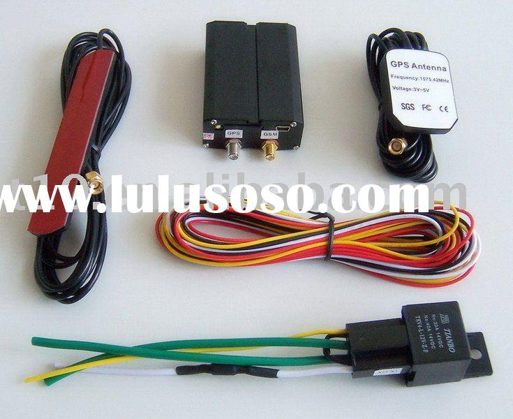 GPS/GPRS online tracking system CE/FCC/RoHS certificated
