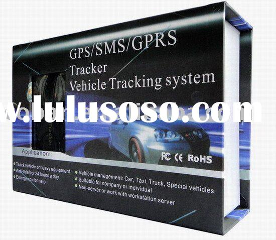 GPS car alarm tracking