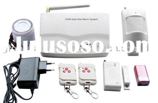 GS- M3 GSM auto-dial wireless alarm system