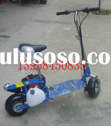 Gas scooter 001