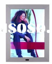 LED 28mm thickness advertising mirror display board