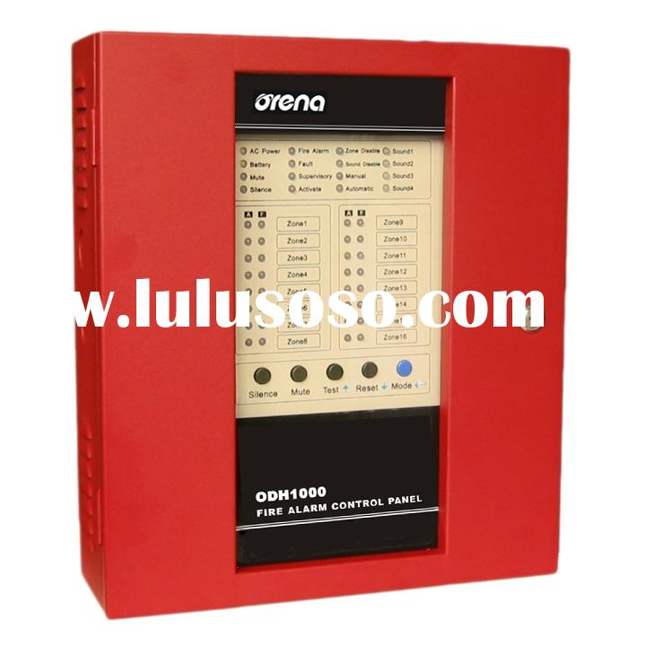 ODH1000 Conventional fire alarm control panel, alarm control panel, fire alarm panel
