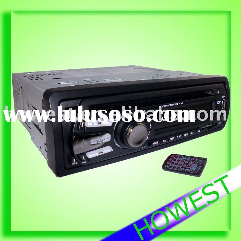 One din Sony Car DVD player