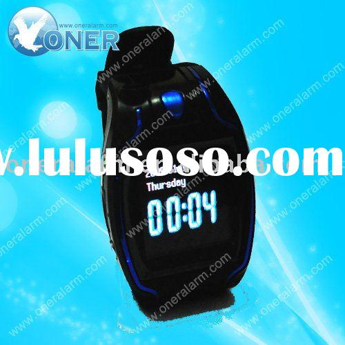 Smallest and portable GPS personal watch tracker_oner alarm