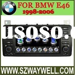 Special Car DVD player for BMW E46