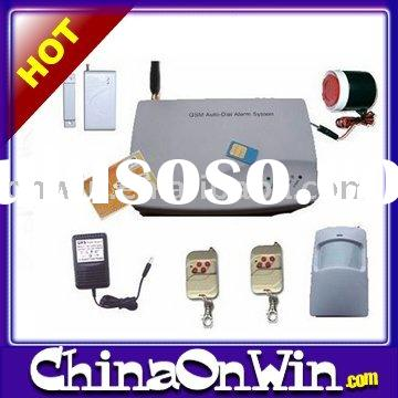 Wireless Auto dialer Home GSM Alarm System