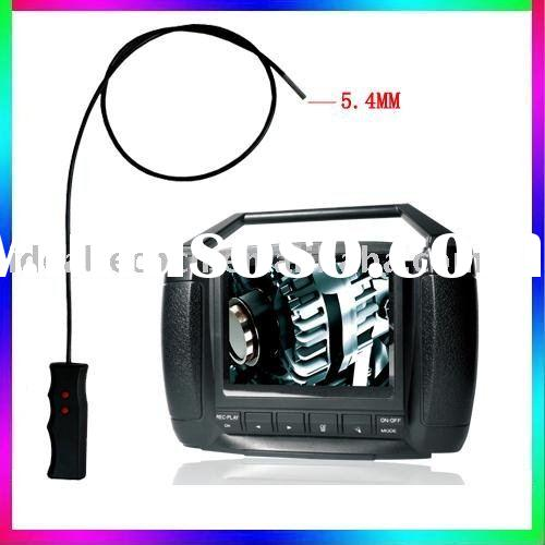 Wireless Flexible Portable Video Borescope Video Scope