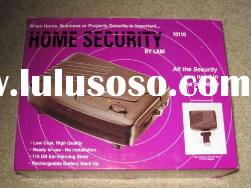 Wireless Pre-Entry Home Security System Alarm