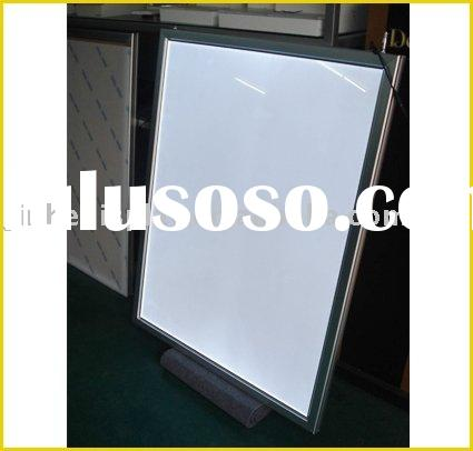 alumilium frame LED Slim Light Box