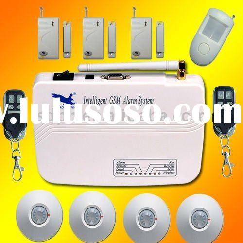 best-selling Wireless GSM home alarm system