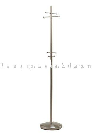 contemporary metal coat stand