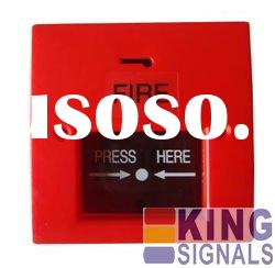 fire alarm switch reset manual call point