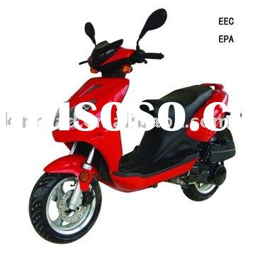 gas motor scooter(g scooter/eec scooter)