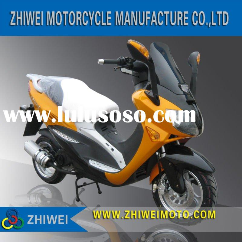 Three wheel gas powered scooters for sale price china for Gas powered motorized scooter