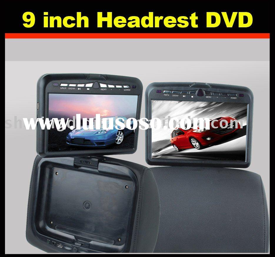 headrest car dvd games 9