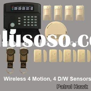 home security alarm system wireless