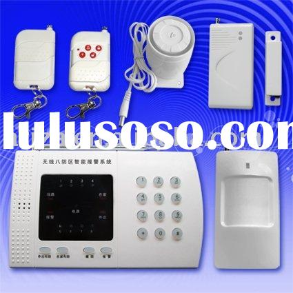 home security system wireless home alarm systems