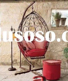 iron craft hanging chair