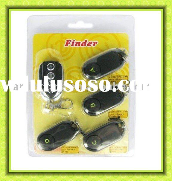 new design Electronic Wireless personal alarm keychain for child
