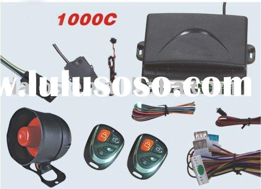 top quality with cheapest price one way car alarm system