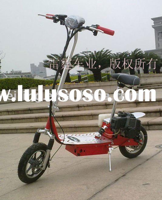 two function 36V foldable electric scooter and gas scooter MINI MOTOR