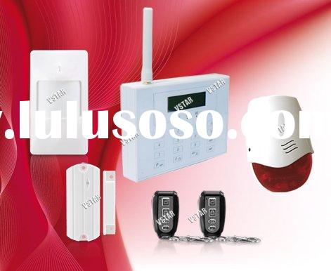 wireless alarm home monitoring security With Touch Keypad