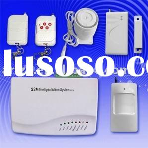 wireless alarm system monitoring system gsm security alarm