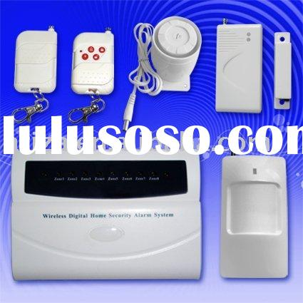 wireless home alarm safety equipment security alarm