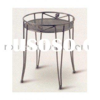 wrought iron low table