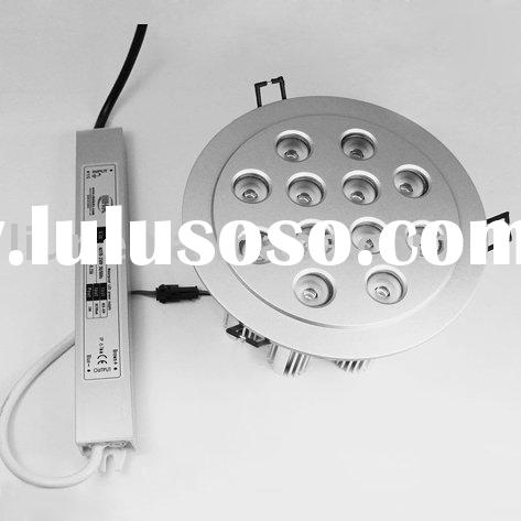 12x3W LED recessed  downlight