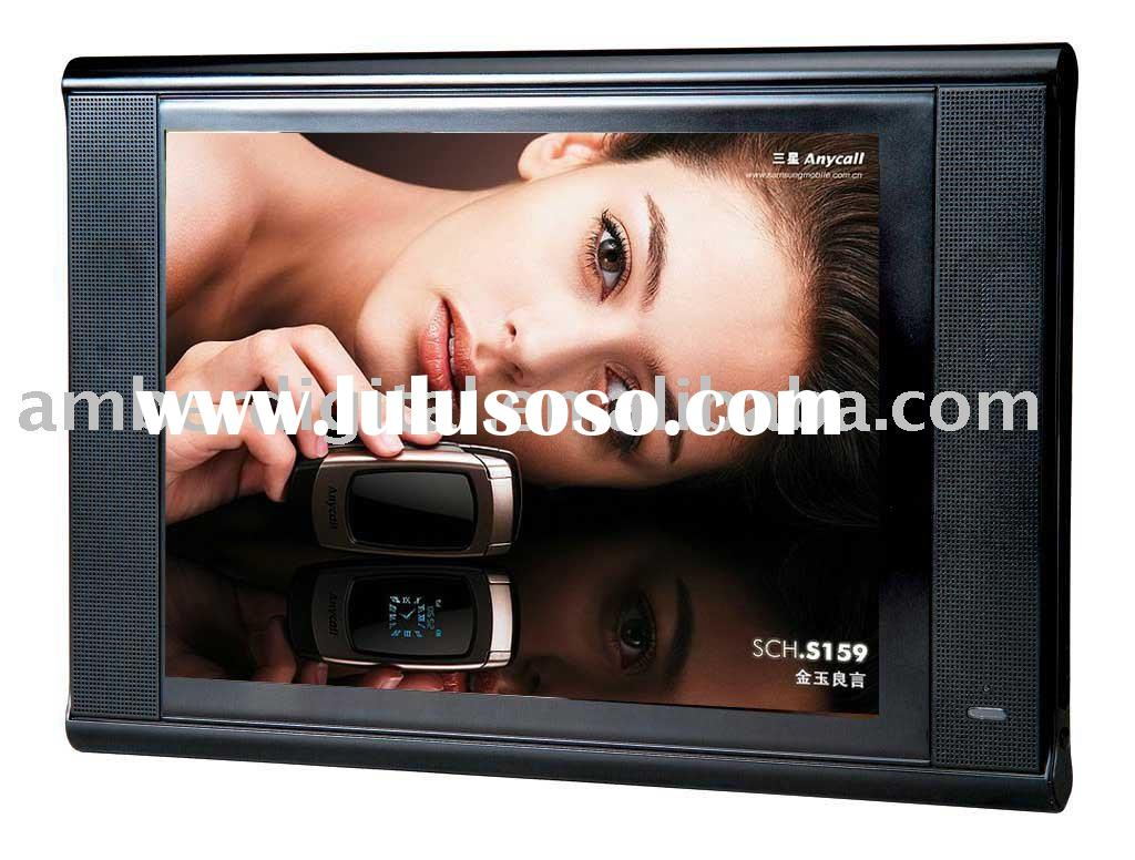 15 inc LCD in store digital ads displays,LCD POP/POS player,Digital Signage,Ad Player(CE&FCC)