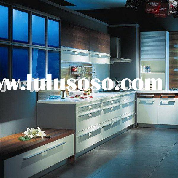 2011 flat pack kitchen cabinet (High Quality & Sample offered)
