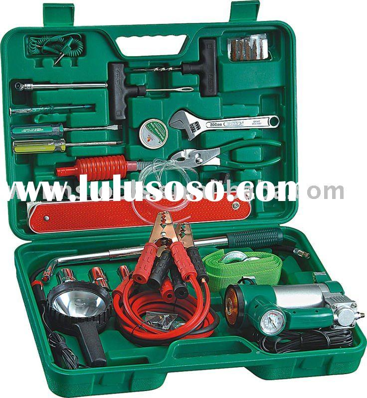21pcs Car Emergency Tool Set