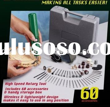 3.6v mini drill/mini grinder/rotary tool set
