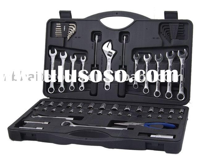 64pc Auto Repair Mechanical Hand Tool Set