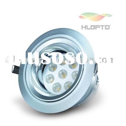 8*1W LED downlight, LED ceiling light, LED light, LED recessed light