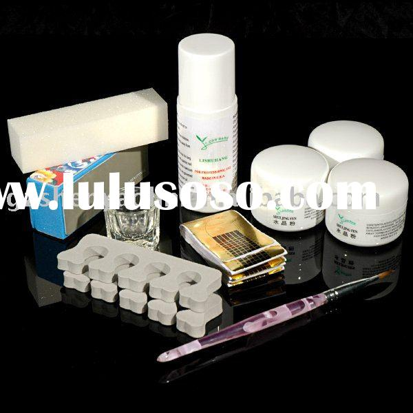 Acrylic Kit Set French NAIL Acrylic Glue SET