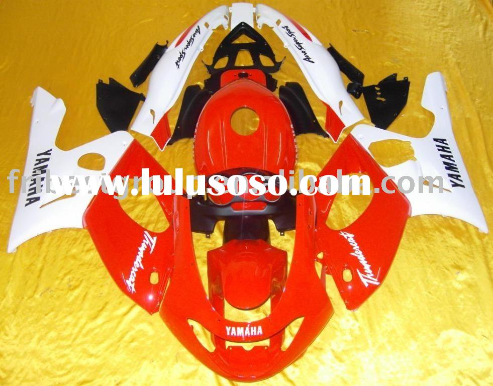 Aftermarket motorcycle fairings kit for  YZF600 YZF 600R 1997 1998 1999 2000 2001 2002 2003 2004 200