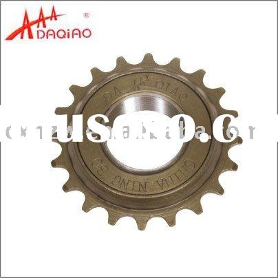 BMX bike part freewheel ( Brown)