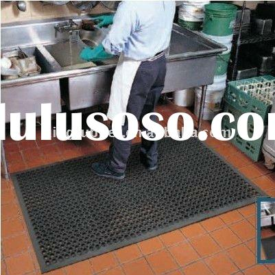 Hexagon Rubber Floor Tiles For Sale Price China