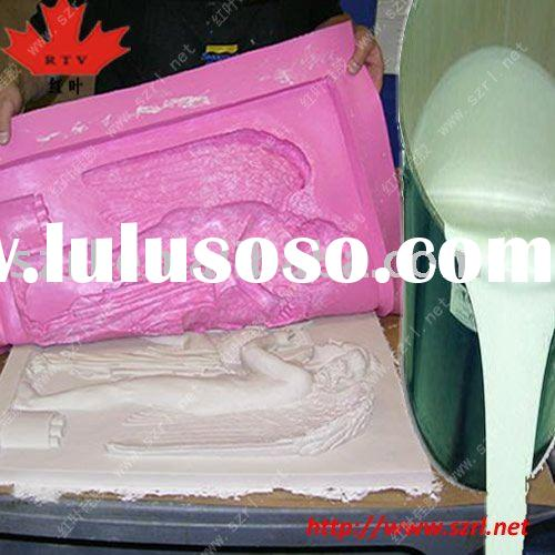 Brushable Silicone Rubber Made in China