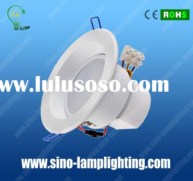 CREE led recessed downlight