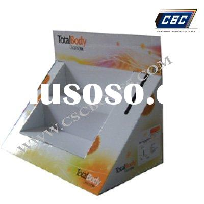 Cardboard display Counter displays Advertising displays