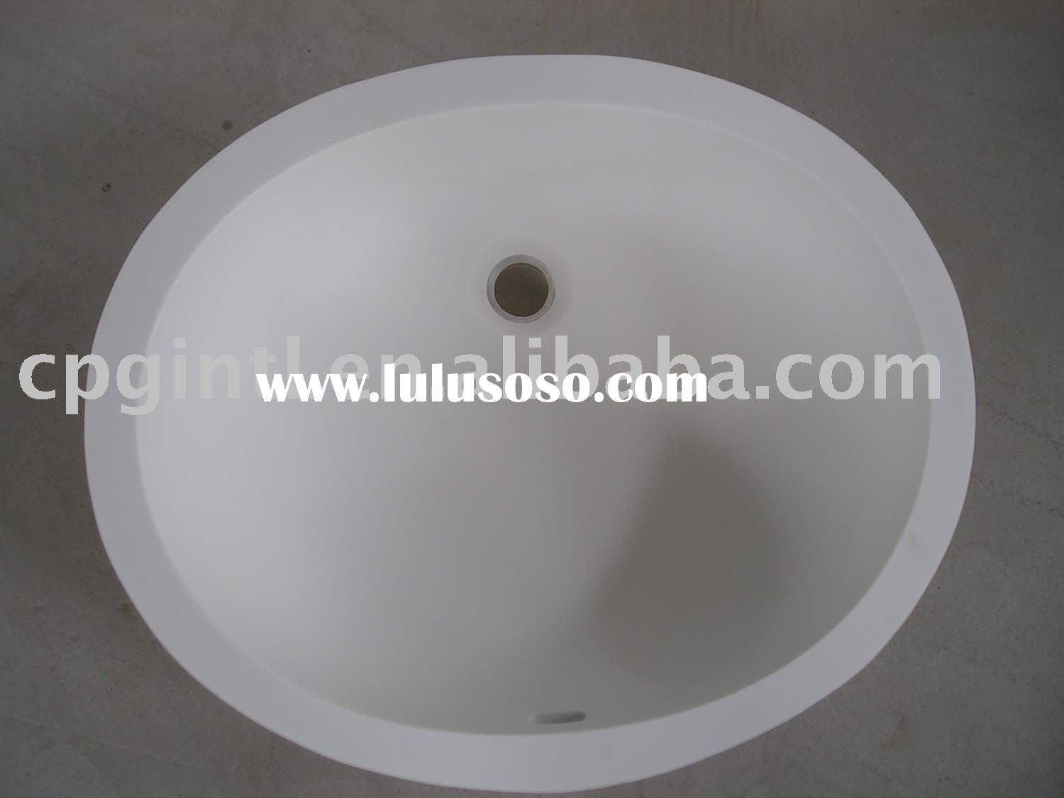Corian Solid Surface Sink